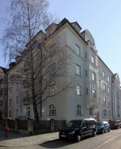 Aussenansicht Grimmstrasse